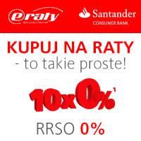 Raty 0% !!