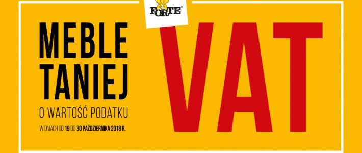Promocja bez VAT